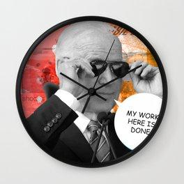 Uncle Joe Biden Wall Clock