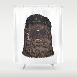 che bacca Shower Curtain