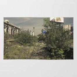 Gare // Station Rug