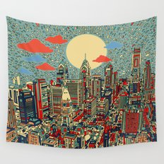 philadelphia Wall Tapestry