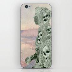 Cranium Man iPhone & iPod Skin