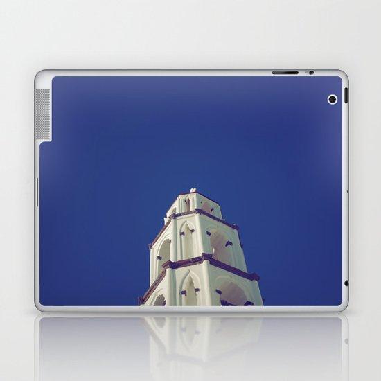 Santorini Churches III Laptop & iPad Skin