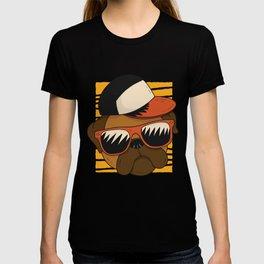 Best Cool Pug Design T-shirt