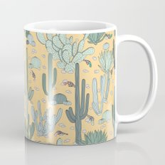 Succulent Guns Mug
