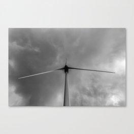 Scottish Power No.2 Canvas Print