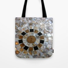 Mother-of-Pearl Tote Bag