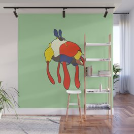 itsy bitsy cooties #32 Wall Mural