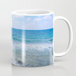 Mediterranean Sea during Daylight Coffee Mug