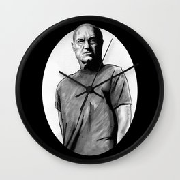 I Stopped Looking Wall Clock