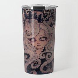Lulu the Mermaid Travel Mug