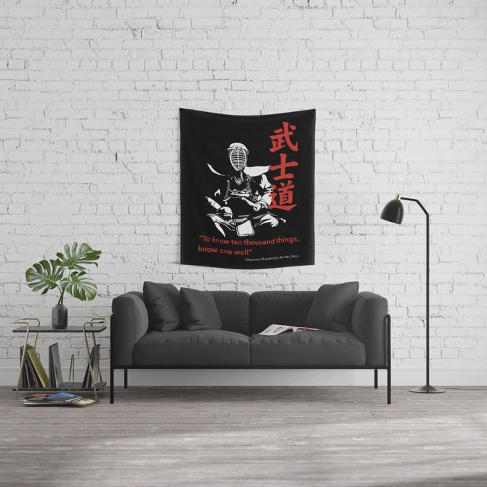 Ten thousand things Wall Tapestry