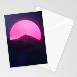Without You (New Sun II) Stationery Cards