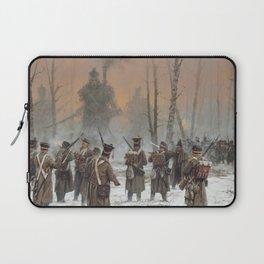 25 February 1831 Laptop Sleeve
