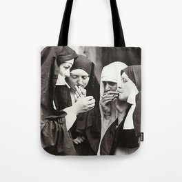 The Great Nuns Tote Bag