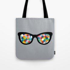 Diamond Eyes Tote Bag