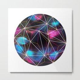 foreignObject: Constellation #0001LTN Metal Print