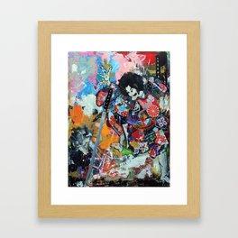 Bachireagade Framed Art Print