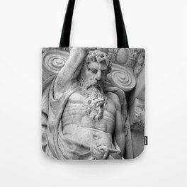 Stone Faced Tote Bag