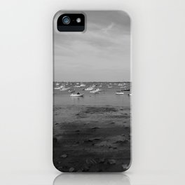 From the Shore - Plymouth Massachusetts Shoreline iPhone Case