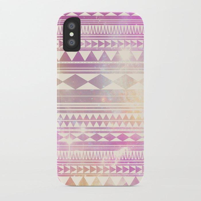 Galaxy Tribal iPhone Case