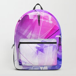 Replica - Geometric Abstract Art Backpack