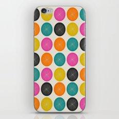Circles 3 iPhone & iPod Skin