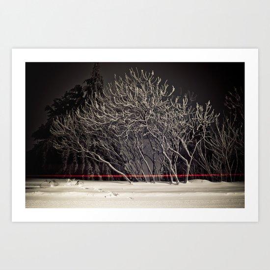 """ Biological Rhythm "" - Print Art Print"