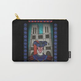 Norte dame calls Carry-All Pouch