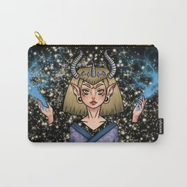 Thunder Demon Girl Carry-All Pouch