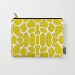 Golden Poppy Safari Giraffe Carry-All Pouch