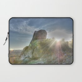 Sunset Rock Laptop Sleeve