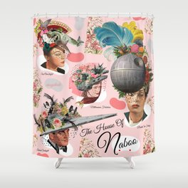 The House Of Naboo Shower Curtain