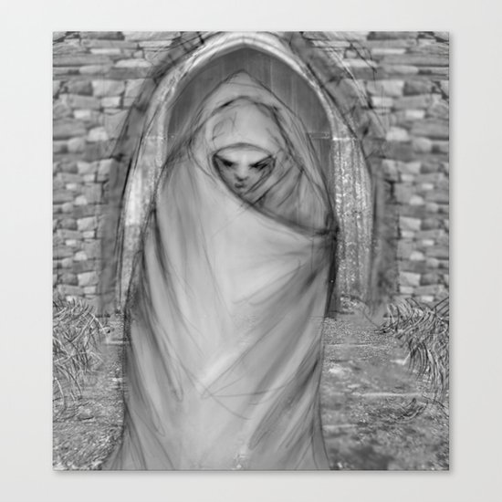 Pilgrimage Canvas Print