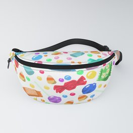 A grown up's dinner Fanny Pack