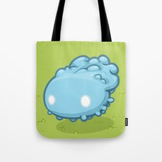 Marshmallow Blob Tote Bag