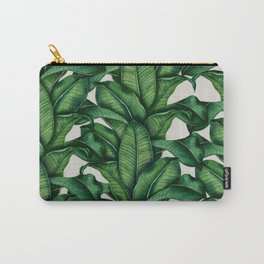 Botanical leaves Carry-All Pouch