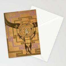 Wild Buffalo Stationery Cards
