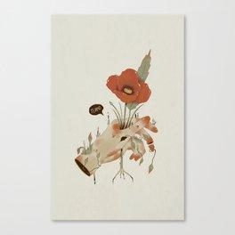Te amo Canvas Print