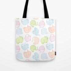 Cat Blobs Cats Tote Bag