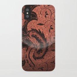 Batik solo iPhone Case