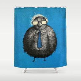 Birdie Sanders Shower Curtain