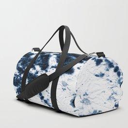 Boho Paper Tie-Dye Duffle Bag