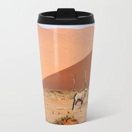 NAMIBIA ... Sossusvlei Oryx II Travel Mug