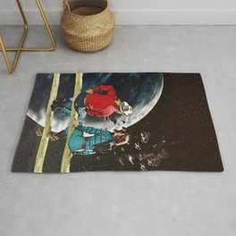 Ranch at the End of the World Rug