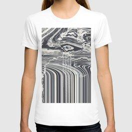 Eye Glitch Art T-shirt