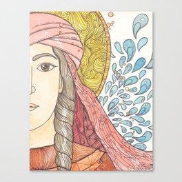 Photina Canvas Print