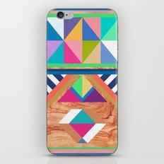WOODY II iPhone & iPod Skin