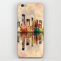hotline miami iPhone & iPod Skins featuring miami  by mark ashkenazi