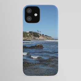 The Cliffs of Pismo Beach iPhone Case