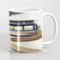 creativity Mugs featuring Creativity by BURNEDINTOMYHE∆RT♥